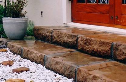 Ravine  Steps